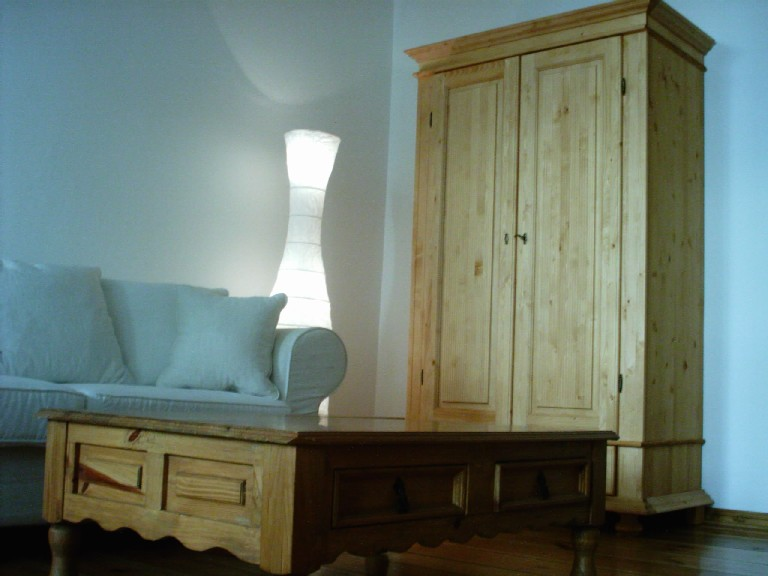 wohnung 4. Black Bedroom Furniture Sets. Home Design Ideas